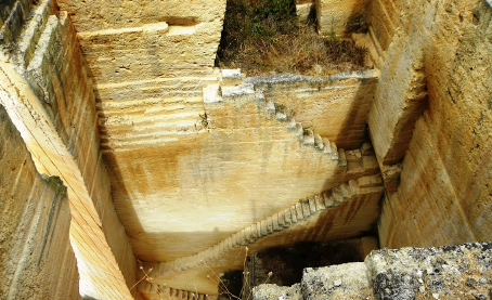 Foto del reportaje de la revista Forbes sobre festival Pedra viva