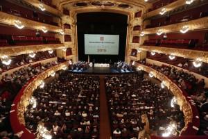 Los premios se han entregado en el Gran Teatre del Liceu. Foto: Generalitat de Catalunya.
