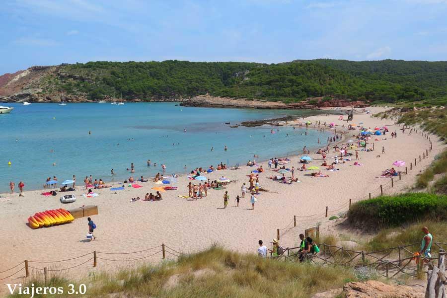 En las playas se concentra la mayor percepción de masificación