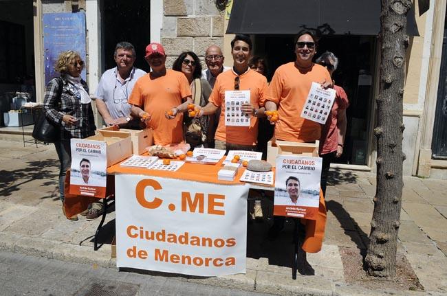elecciones municipales y autonomicas mesas del pp  psoe  ciutadans  el pi  psm  podemos  eu y ara mo