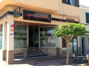 Salón de Juego en Es Castell. (Foto: Tolo Mercadal)