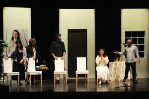 la carta obra de teatro de lluis mangado  toful mus y diego monjo en el orfeon mahones