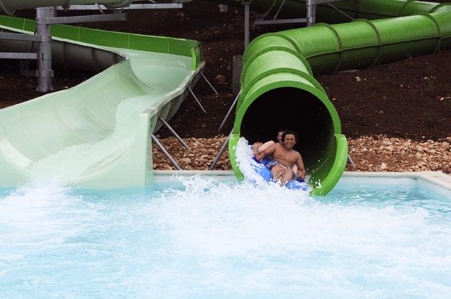 splash parque acuatico de biniancolla