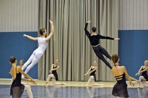 Momento de un curso anterior. Foto: Escola de Dansa de Ferreries.