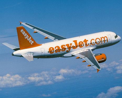 """Los vuelos de EasyJet serán """"neutros en carbono"""""""