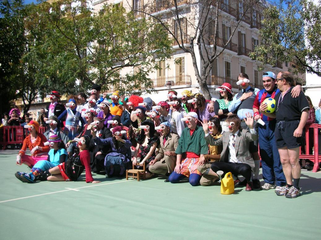 Bont's Escuela Internacional de Menorca de Clown
