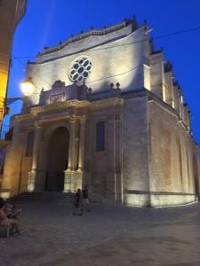 Iluminación exterior Catedral6