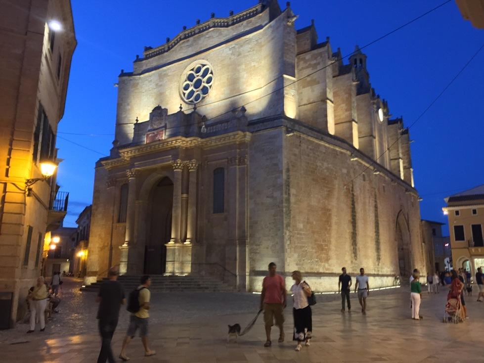 Iluminación exterior Catedral7