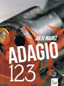 Portada del nuevo libro de Julio Mauriz.