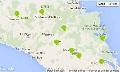 mapa arj