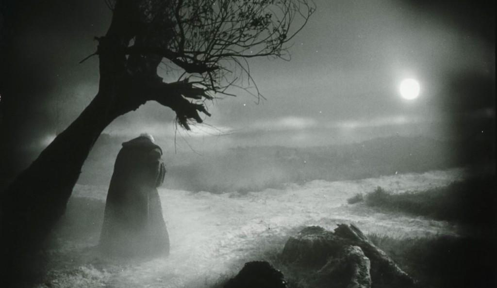 1 fotograma de Faust de Murnau