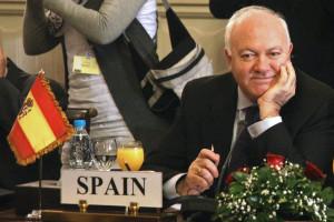 Miguel Ángel Moratinos.