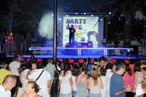 Diferentes momentos de la fiesta (Fotos: Tolo Mercadal)