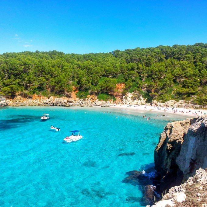 Menorca es uno de los destinos preferidos de los españoles.