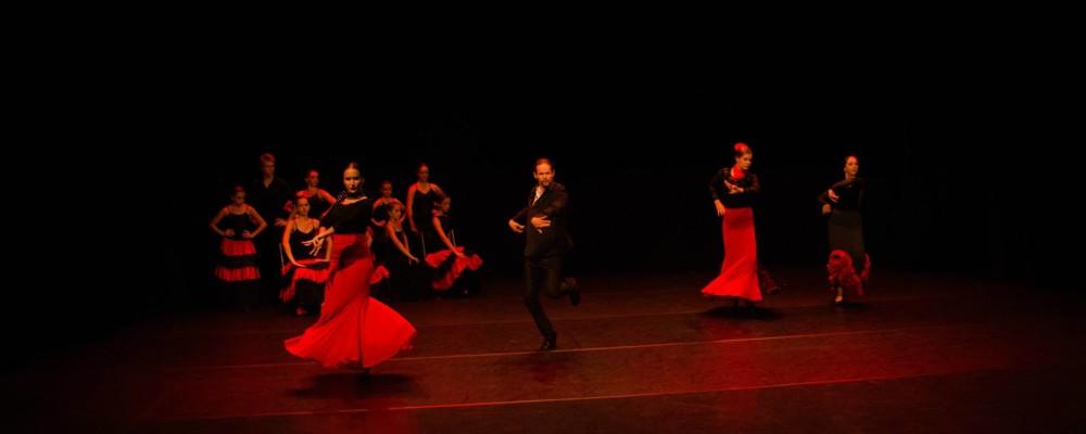 Flamenco coreografia Beatriz Moreno
