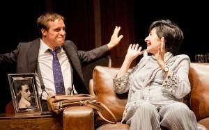 Escena de 'Olivia y Eugenio'.