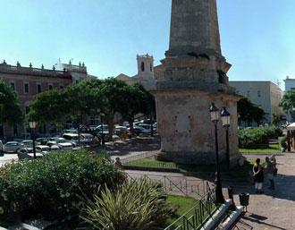 Plaza-Borne