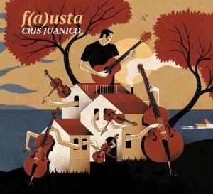 Portada disc 'F(a)usta' de Cris Juanico.