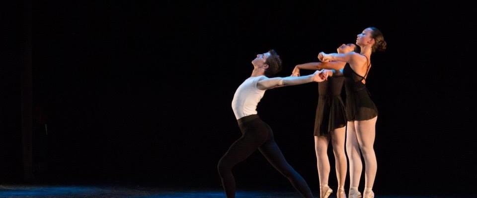 Romanzas sin palabras, coreografia Luc. Foto Xisca Martí
