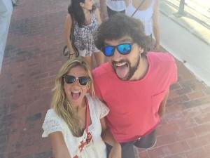 Llulla ha disfrutado de unos días en Menorca con su novia y amigos