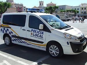 Vehículo utilizado por las patrullas