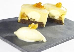 Una receta elaborada en base al queso típico menorquín. FOTO.-CRDO