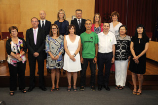 toma de posesion de maite salord como nueva presidenta del consell insular