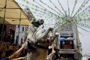 """Gran imagen del """"Jaleo"""" (Fotos: David Arquimbau)"""
