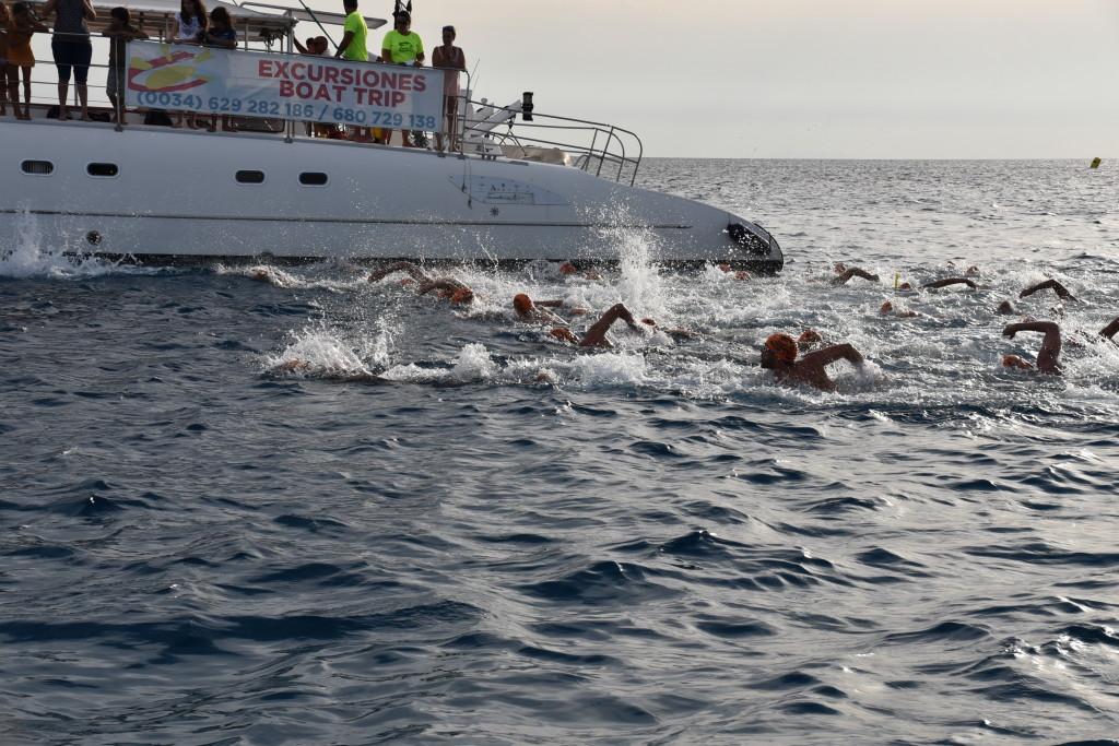 1ª Swim in Menorca Sunset 3.8km 116