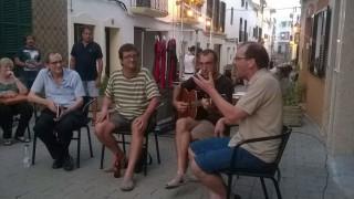 1Maridaje de posía escrita y glosa improvisada en Ferreries