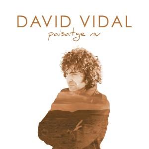Portada del quinto disco de David Vidal.