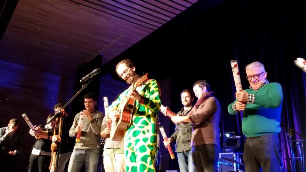 4Concierto presentación nuevo disco Leonmanso. Foto Esteve Barceló Marquès.
