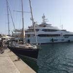 Una joya náutica de 47,24 metros de eslora diseñada por Sunseeker. FOTO.- Tolo Mercadal