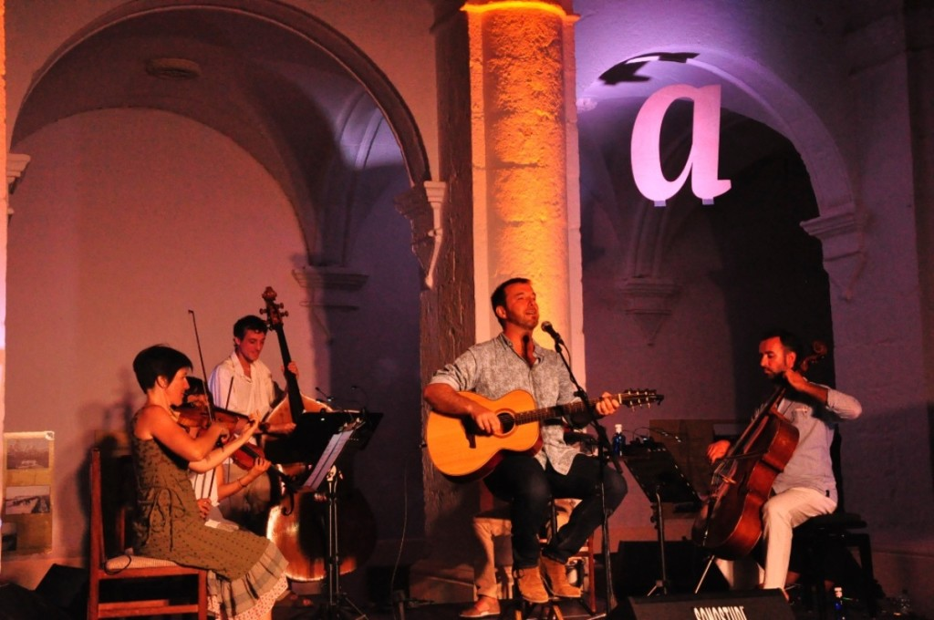 Una nit F(a)usta. 43 Festival Música d'Estiu. 13 juliol. Foto Rafa Raga.......