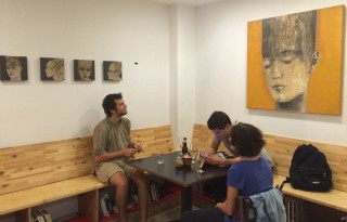 1Exposició de Florit Nin en Espai Mallorca de Barcelona
