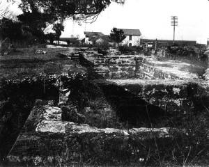 Ruinas de la plantación Turnbull en New Smyrna.