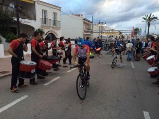 Transición a la bici en la Half Menorca 2015
