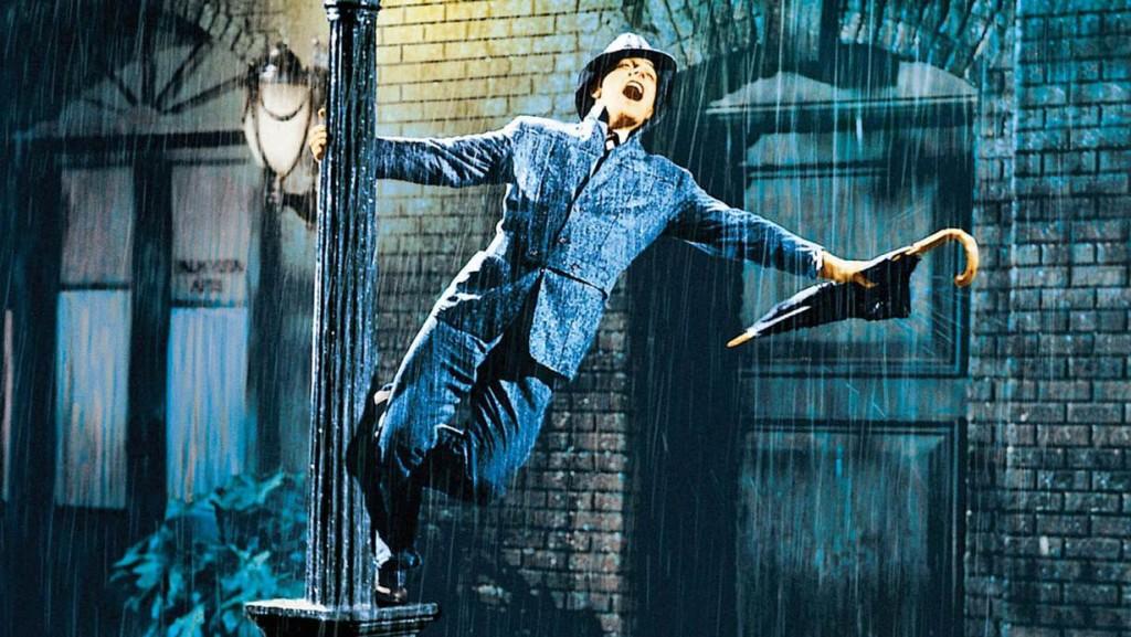 Imagen de 'Cantando bajo la lluvia'.