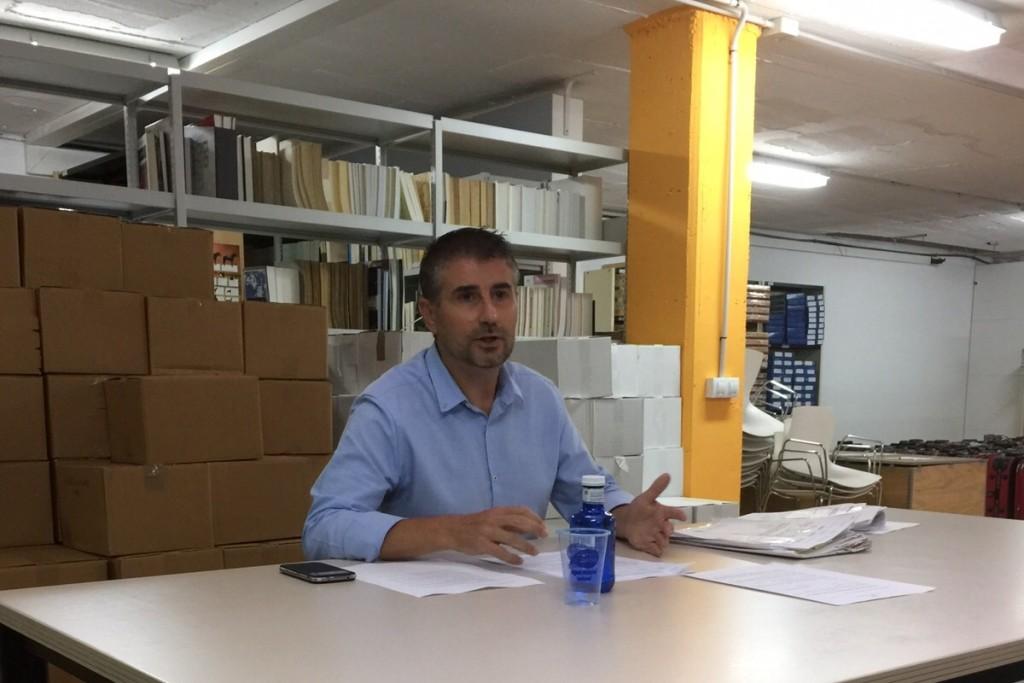Josep Ramón Cerdà. foto Govern balear