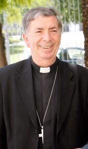 El obispo Salvador Giménez. Foto: Bisbat de Menorca.