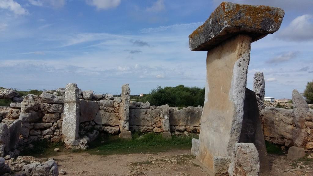 Menorca, con un importante número de bienes arqueológicos es el lugar ideal para la organización de este evento