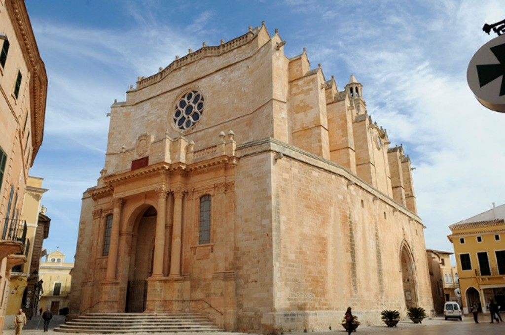 Catedral de Ciutadella.