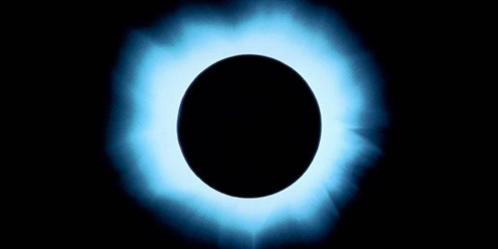 Eclipse lunar. FOTO.- Planetario de Madrid
