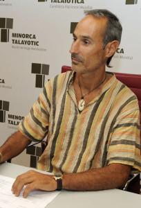 El conseller Javier Ares