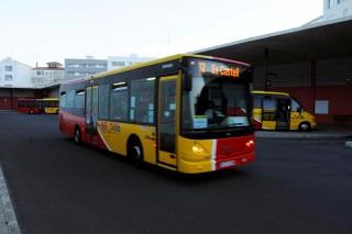 estacion de autobuses de mao
