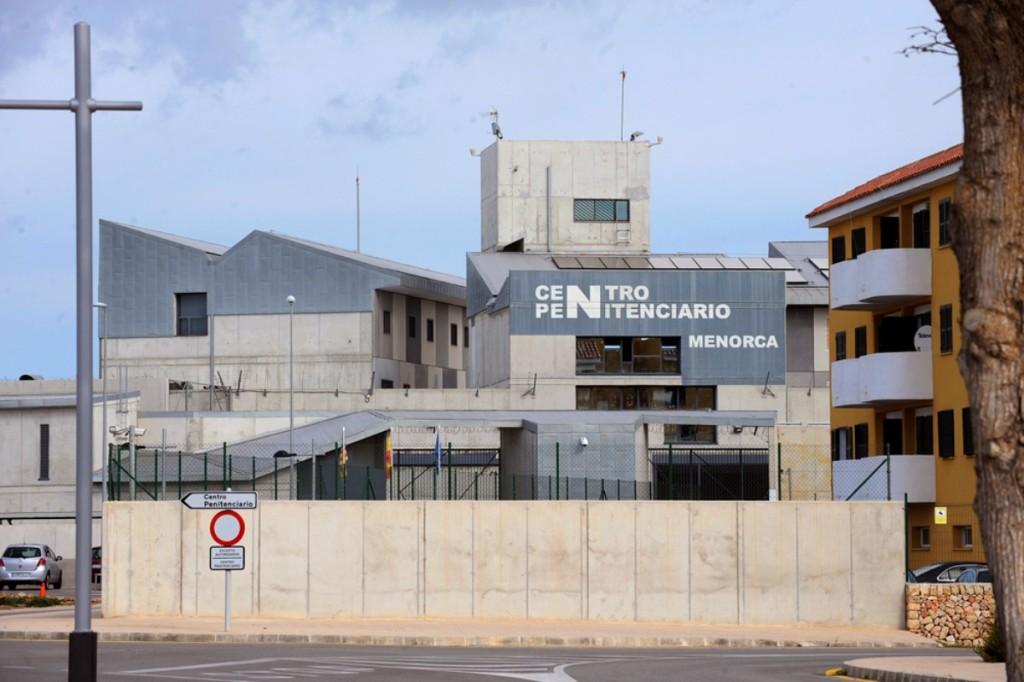 centro penitenciario menorca