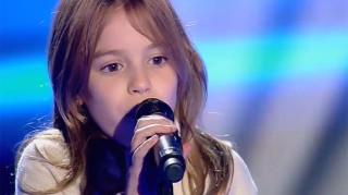 Índigo Salvador ya está en la finalísima de este 'talent show' infantil.