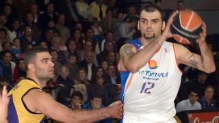 Ratko Varda, durante el partido (Foto: acb.com)