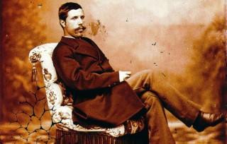 El Arxiduc Lluís Salvador d'Àustria.