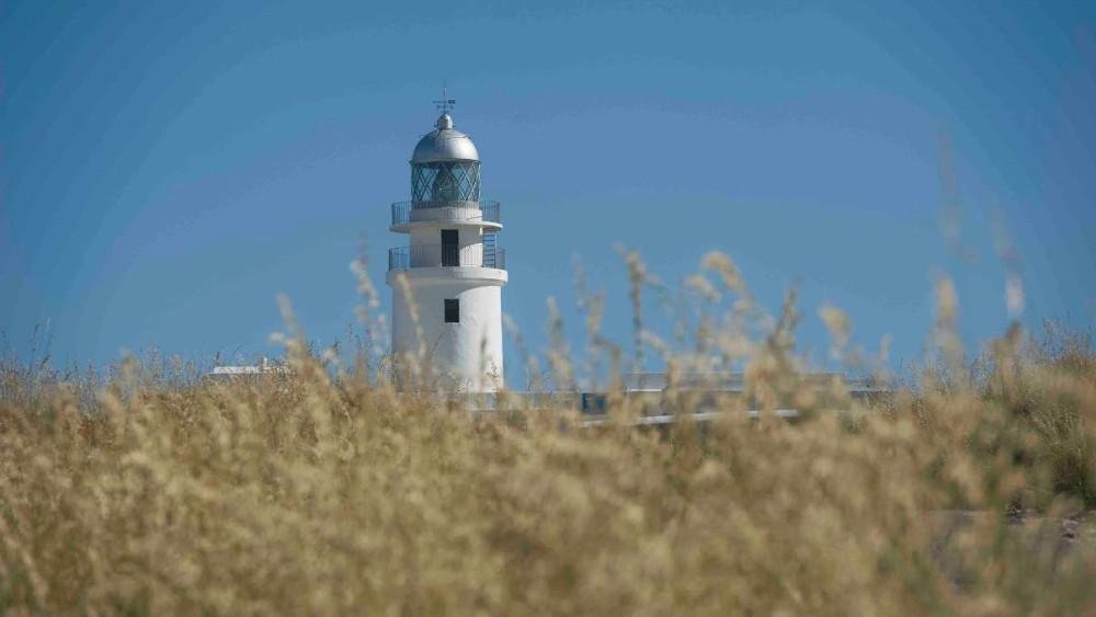 Faro de Cavalleria. Foto: Ports de Balears.